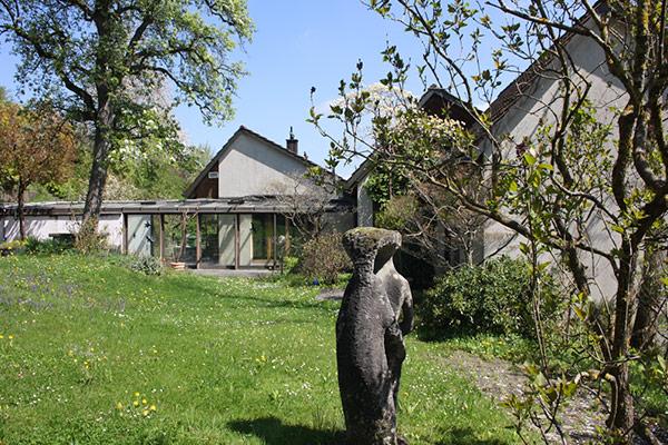 Villa mit Baulandreserve in Winterthur-Veltheim.